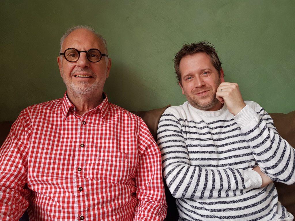 Philip Nitschke & Alex Bannink