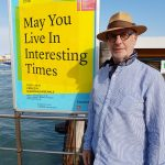 Philip may you live in interesting times sign