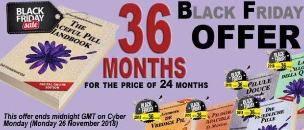 Black Friday eBooks Sale