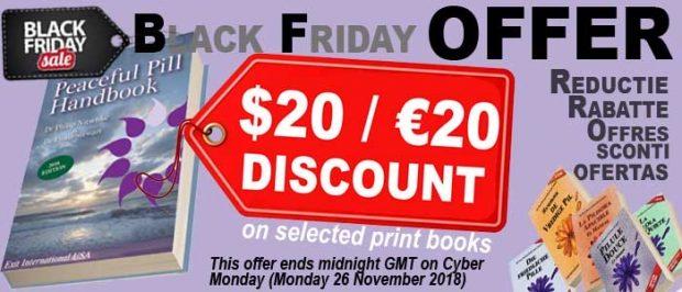 Black Friday Print Book Sale