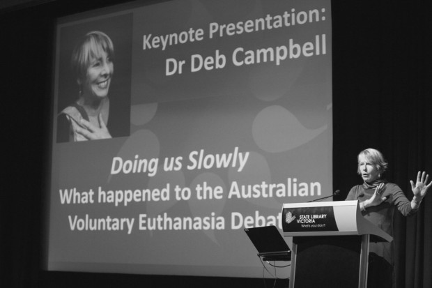 Dr Deb Campbell