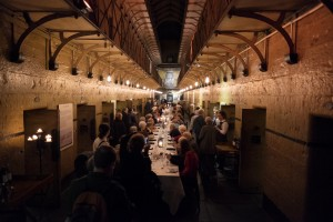 Conference Dinner at Old Melbourne Jail, 22 Sept 2016