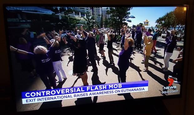 Flashmob 12