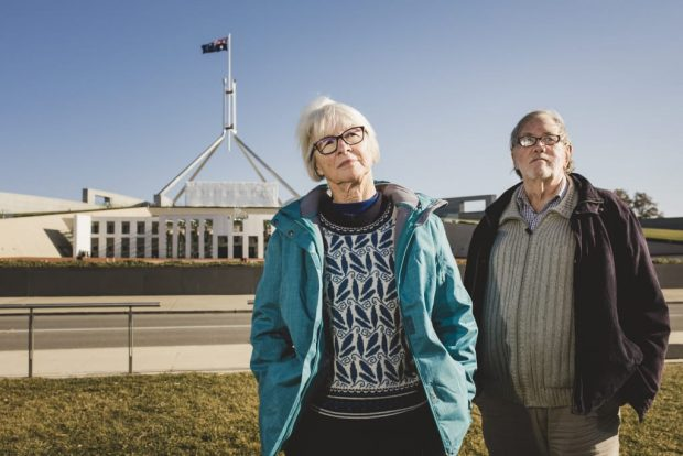 Exit Member Jan Clifford lobbying for euthanasia change