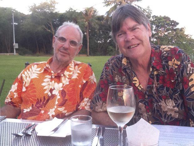 Philip Nitschke & Peter Corris