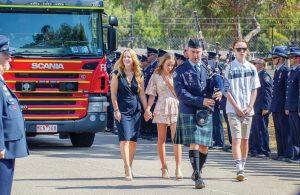 Troy Thornton funeral