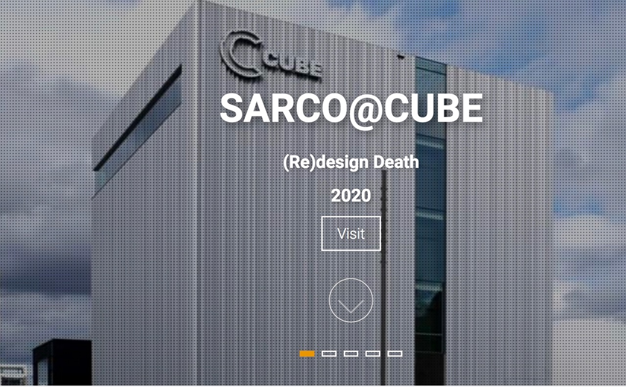 Sarco @ Cube