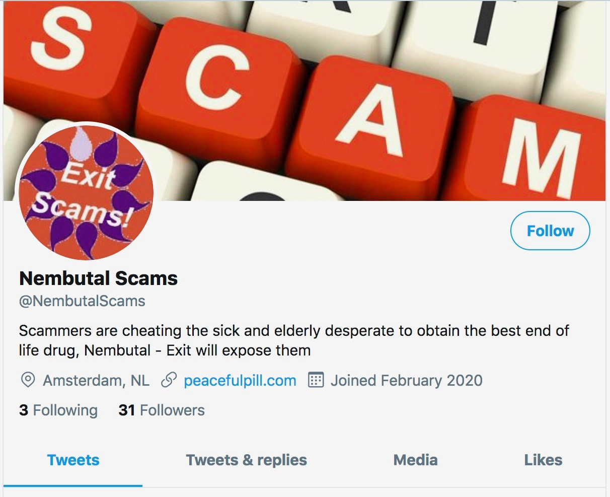 Twitter scams
