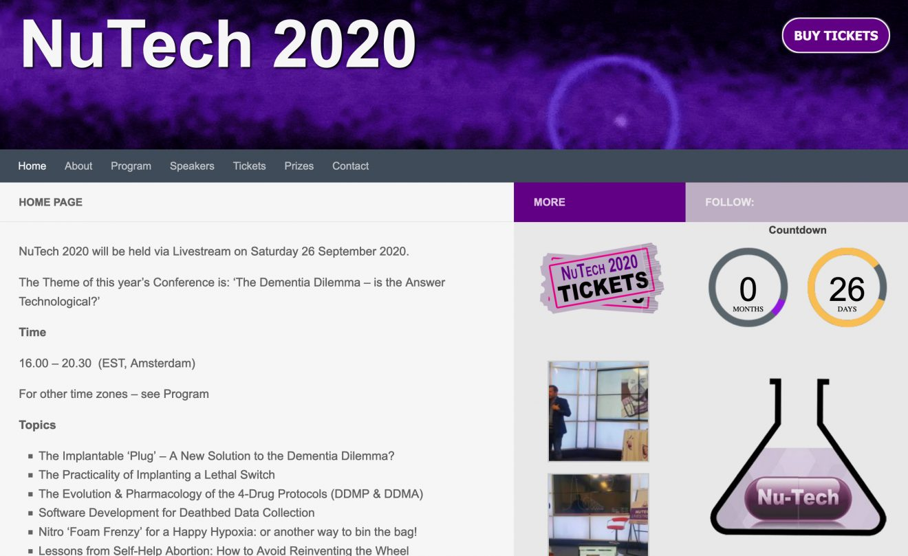 Nutech 2020 banner